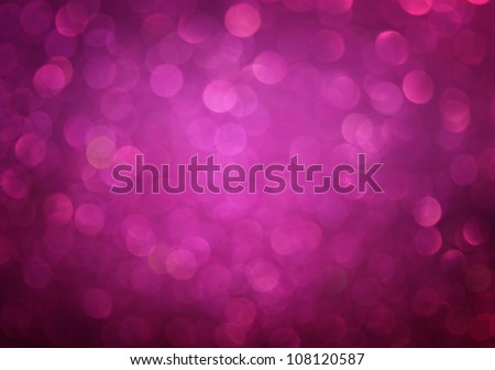 defocused purple lights background photo - stock photo