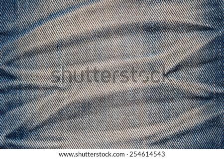 Denim Texture - stock photo