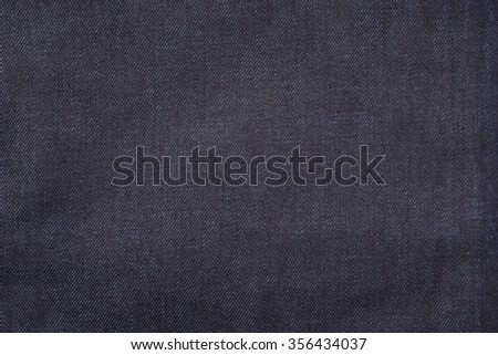 Denim texture - stock photo