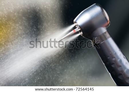 dental instrument - stock photo
