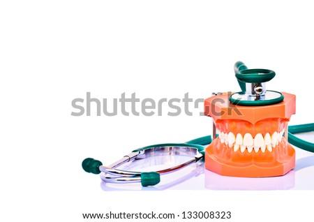 Dentist Health care - stock photo
