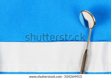 Dentistry. dental tools - stock photo