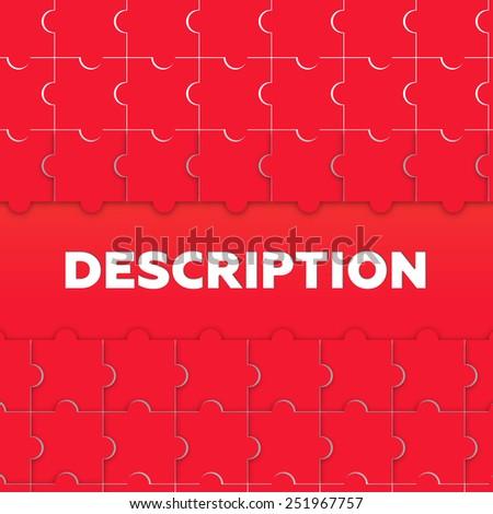 DESCRIPTION - stock photo