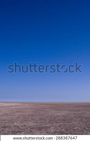 Desertes Landscape - stock photo