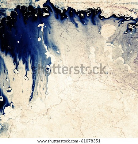 designed artistic grunge background - stock photo