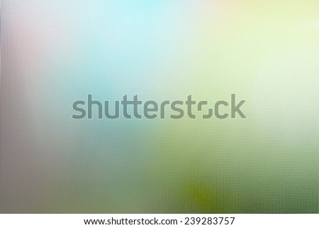 Detail glass texture or Abstract background - stock photo