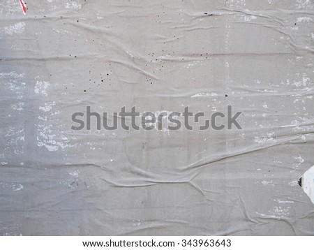 Detail of a fence - stock photo