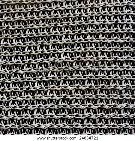 detailed weave texture - stock photo