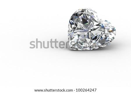 diamond - stock photo