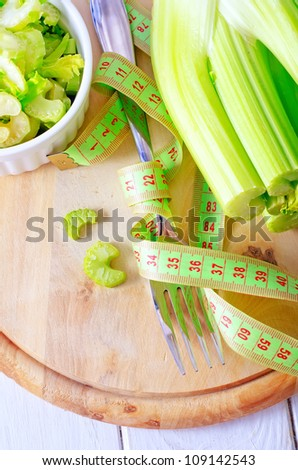 Dieting Concept - stock photo
