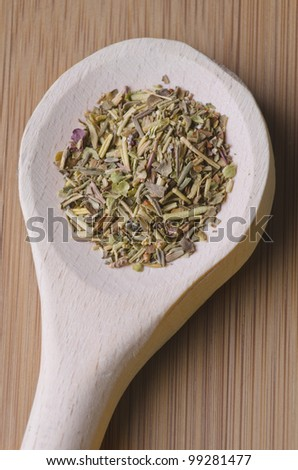 Different spices for cooking.. - stock photo