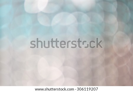 Diffused background for your Christmas or holiday needs - stock photo