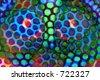 Digital abstract design - stock photo