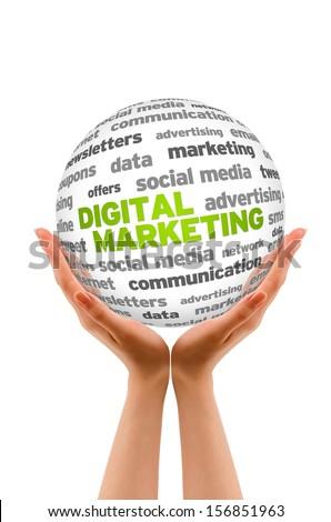 Digital Marketing - stock photo