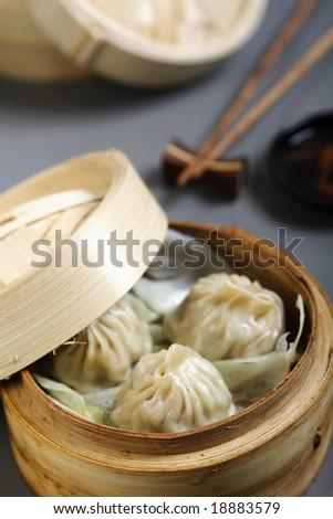 Dim Sum - stock photo