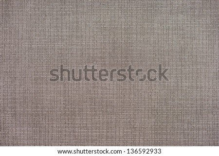 Dimgray synthetic leather with embossed texture - stock photo