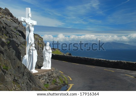 Dingle,Ireland - stock photo