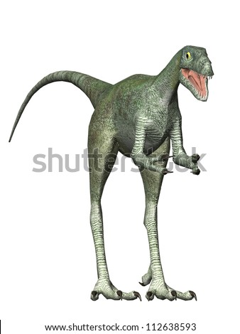 Dinosaur - stock photo