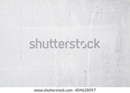 Dirty cement wall texture - stock photo