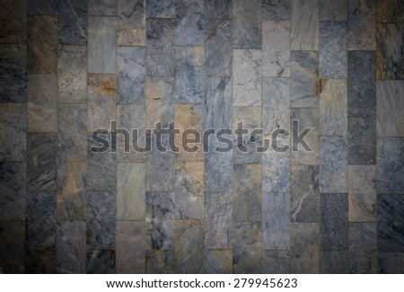 dirty marble wall tile texture background - stock photo