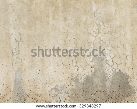 dirty or grunge cement wall - stock photo