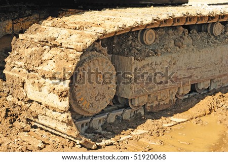 dirty rail - stock photo