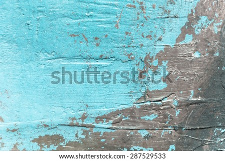 dirty rust background  - vintage style picture - stock photo