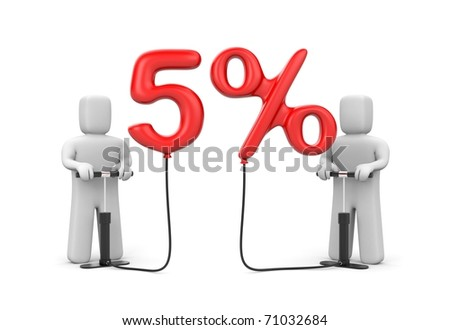 Discount - stock photo