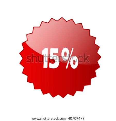 Discount Sign - stock photo