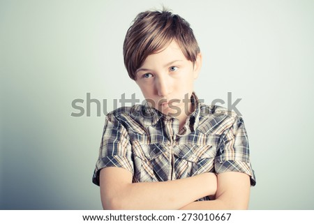 dissapointment - stock photo