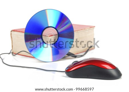 Distance education - stock photo