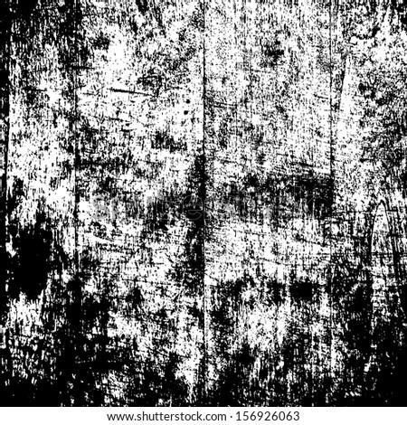 Distressed wood overlay texture.  - stock photo