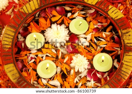 Diwali Decoration - stock photo