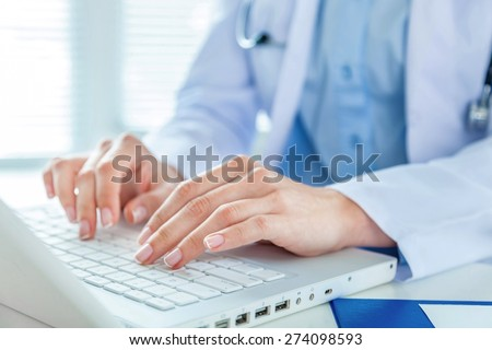 Doctor, medical, physician. - stock photo