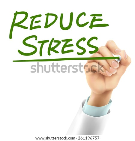 an essay about how to reduce stress