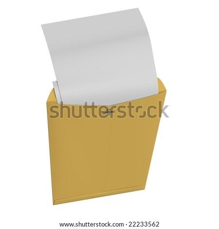 Document - stock photo