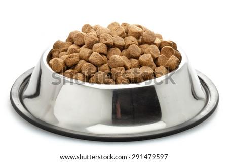 Dog Food, Pet Food, Food. - stock photo