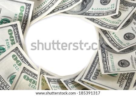 Dollar - stock photo