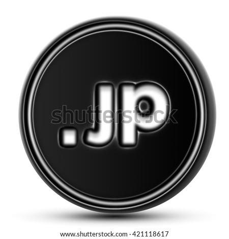 Domain of Japan - stock photo