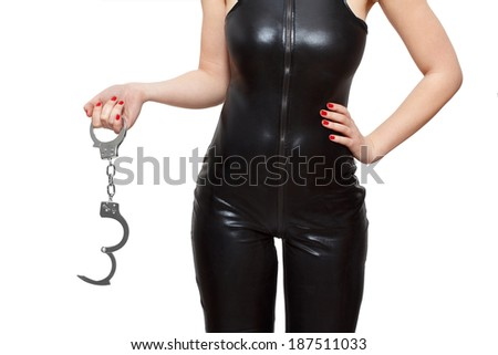 Lesbian submissive robot