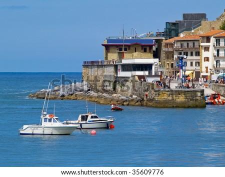 Donostia -San Sebastian - stock photo