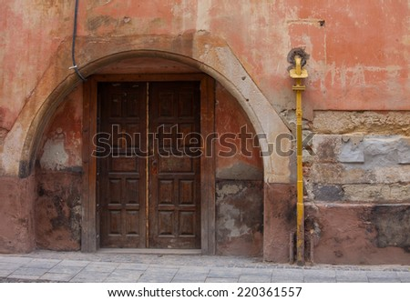 door11 - stock photo