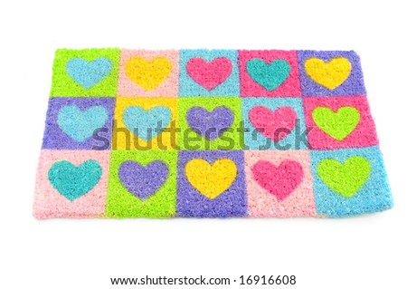 doormat - stock photo