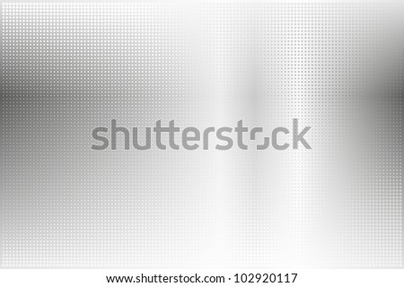 Dotted metal texture - stock photo