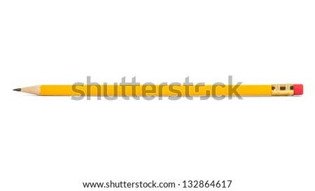 drawing pencil - stock photo