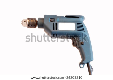 drill - stock photo