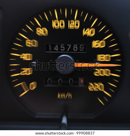 Drink and drive - alcohol and drugs behind the wheel of the car - stock photo