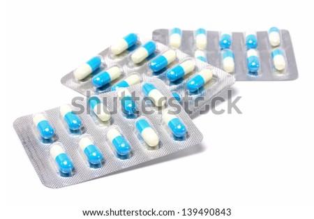 Drug - stock photo