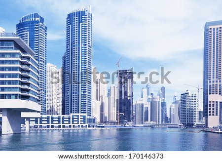 Dubai  - stock photo