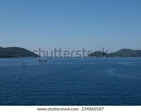 Dubrovnik, croatia - stock photo